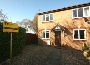 Thumbnail 2 bed property to rent in Byron Way, Stamford