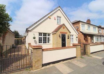 Thumbnail 4 bed detached bungalow for sale in Fairholme Road, Ashford, Surrey