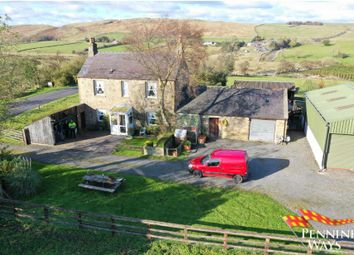 Thumbnail 3 bed farmhouse for sale in Bardon Mill, Hexham, Northumberland