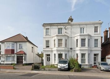Thumbnail 1 bed flat to rent in Palmers Green, London