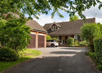 Thumbnail 5 bed detached house for sale in Old Forge Gardens, Inn Lane, Hartlebury, Worcestershire