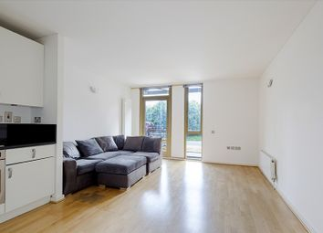 Thumbnail 1 bed flat for sale in Becquerel Court, West Parkside, Greenwich