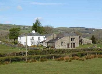 Thumbnail 5 bedroom equestrian property for sale in Bleacott Farm, Witherslack, Winster Valley, South Lakes, Cumbria