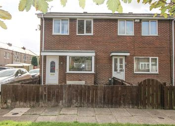 Thumbnail 3 bed terraced house to rent in Avon Court, New Hartley, New Hartley