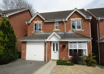 Thumbnail 4 bed detached house to rent in Wagtail Road, Waterlooville