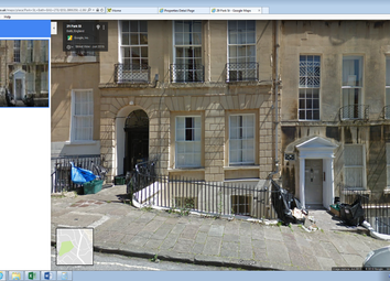 Thumbnail 2 bed flat to rent in New King Street, Bath