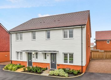 Cody Close, Hoo, Kent. ME3. 3 bed semi-detached house for sale