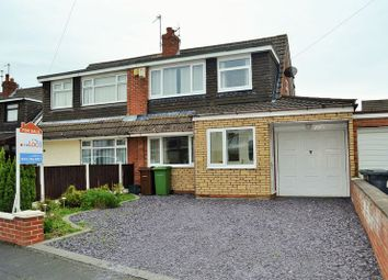 Thumbnail 3 bed semi-detached house for sale in Kelk Beck Close, Maghull, Liverpool