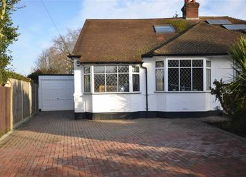 Thumbnail 3 bed semi-detached house for sale in Haverthwaite Road, Crofton, Orpington