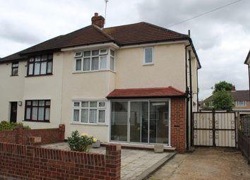 2 bed semi-detached house for sale in Calbourne Avenue, Elm Park, Elm Park RM12