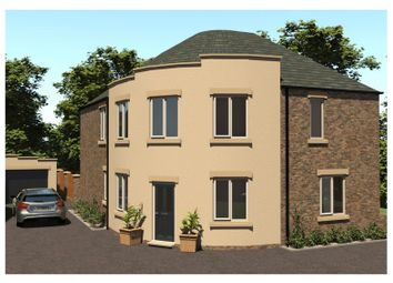 Thumbnail 4 bed detached house for sale in Plot 8 - Petersfield, Elvin Way, Chesterfield