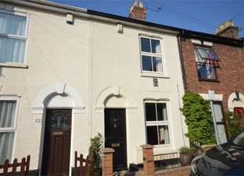 Thumbnail 2 bedroom terraced house for sale in Harford Street, Norwich
