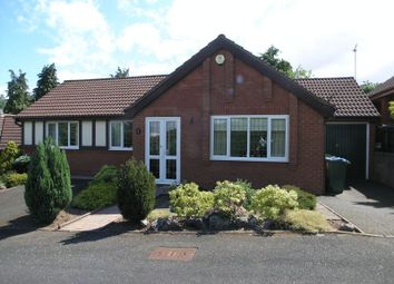 Thumbnail 3 bed detached bungalow for sale in The Retreat, Cradley Heath