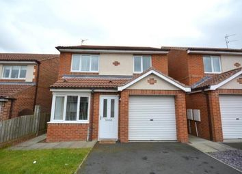 Thumbnail 3 bed detached house to rent in Sutherland Drive, Sunderland