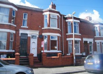 Thumbnail 3 bed terraced house for sale in Derrington Avenue, Crewe, Cheshire