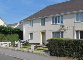 Thumbnail 2 bed maisonette to rent in Church Road, Rhoose