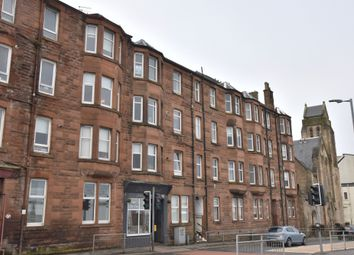 Thumbnail 1 bed flat for sale in Brown Street, Port Glasgow