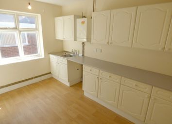 Thumbnail 1 bed flat to rent in Uttoxeter Road, Blythe Bridge, Stoke-On-Trent