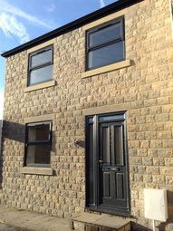 Thumbnail 3 bed semi-detached house to rent in Wood Street, Glossop