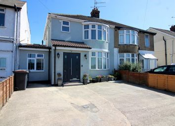 Thumbnail 3 bed semi-detached house for sale in Leagrave Road, Luton, Bedfordshire