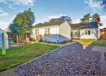 Thumbnail 3 bed detached bungalow for sale in Sleaford Road, Bracebridge Heath, Lincoln