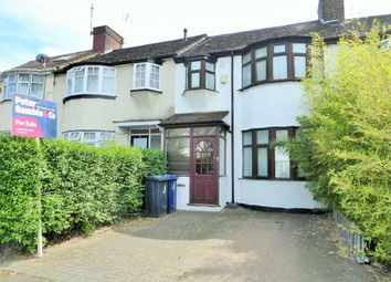 Thumbnail 3 bed terraced house for sale in Sarsfield Road, Perivale, Greenford