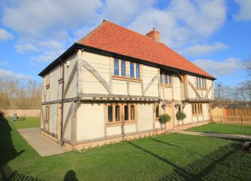 Thumbnail 5 bed detached house to rent in Pagehurst Road, Marden Thorn, Kent