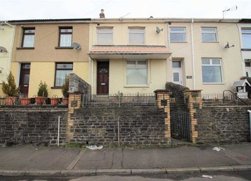 Thumbnail 3 bedroom terraced house for sale in Evans Terrace, Blaenclydach, Tonypandy