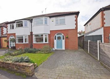 Thumbnail 4 bed semi-detached house for sale in Springdale Gardens, Didsbury, Manchester