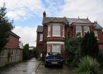 Thumbnail 3 bed flat to rent in Elmhurst Road, Gosport