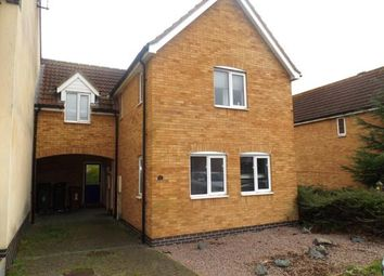 Thumbnail 3 bed semi-detached house for sale in St. Katherines Mews, Hampton Hargate, Peterborough, Cambridgeshire