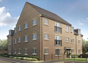 "Thumbnail 2 bedroom flat for sale in ""Washburn Apartment"" at Mill Way, Otley"