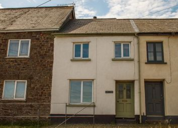 Thumbnail 3 bed terraced house for sale in Bow, Crediton
