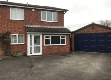 Thumbnail 3 bed semi-detached house for sale in Newcroft Grove, Birmingham