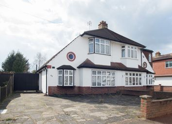 Thumbnail 3 bed semi-detached house for sale in Palmer Avenue, Cheam, Sutton