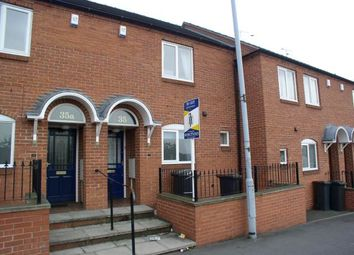 Thumbnail 3 bedroom terraced house to rent in High Street, Measham, Swadlincote