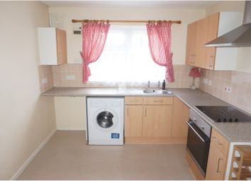Thumbnail 2 bed terraced house for sale in Byard Close, Plymouth