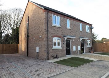 Thumbnail 3 bedroom semi-detached house to rent in Spire View, Holbeach, Spalding