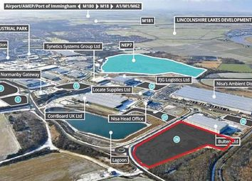 Thumbnail Light industrial for sale in Normanby Enterprise Park, Ramsden Road, Scunthorpe, North Lincolnshire