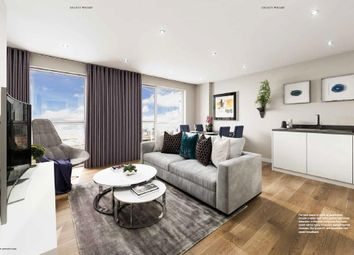 Thumbnail 1 bed flat for sale in Legacy Wharf, Cooks Road, Stratford
