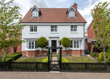 Thumbnail 5 bed detached house for sale in Vallis Way, Tiptree, Colchester, Essex