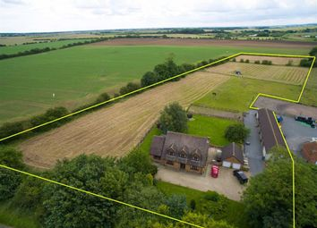 Thumbnail 4 bed property for sale in Grainsby Lane, Tetney, Lincolnshire