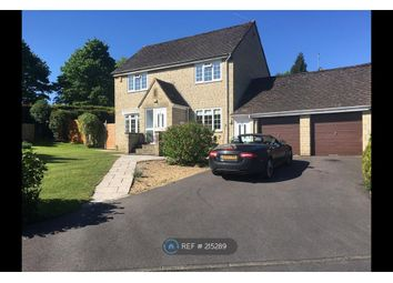 Thumbnail 4 bed detached house to rent in Bownham Mead, Stroud