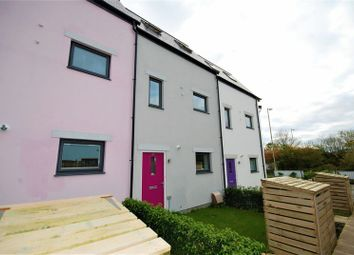 Thumbnail 4 bed terraced house for sale in Eco Way, Plymouth