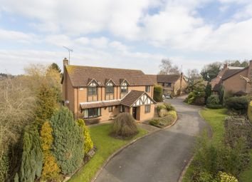 Thumbnail 5 bed detached house for sale in Wordsworth Close, Coleorton