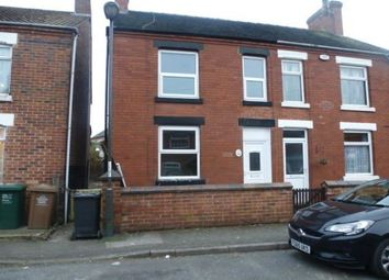 Thumbnail 3 bed detached house to rent in Regent Street, Church Gresley, Swadlincote