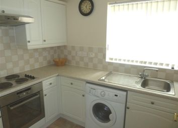 Thumbnail 2 bed flat for sale in Townlands Close, Wombwell, Barnsley