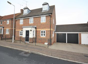 Thumbnail 5 bed detached house for sale in Beeleigh Link, Springfield, Chelmsford