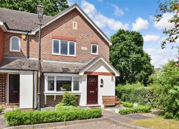 Thumbnail 1 bed end terrace house for sale in Twyhurst Court, East Grinstead, West Sussex