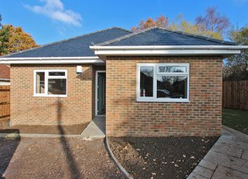 Thumbnail 3 bed detached bungalow for sale in Addison Road, Brockenhurst